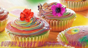 *Super Sweet Blogging Award*